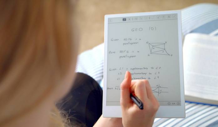 E-Pad: máy tính bảng Android với công nghệ E-ink