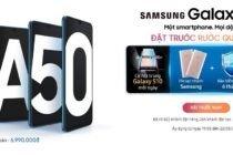 FPT Shop tặng bộ quà công nghệ khi đặt trước Galaxy A50