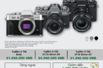 Fujifilm tặng quà đến 13 triệu đồng cho khách hàng đặt trước máy ảnh Fujifilm X-T30