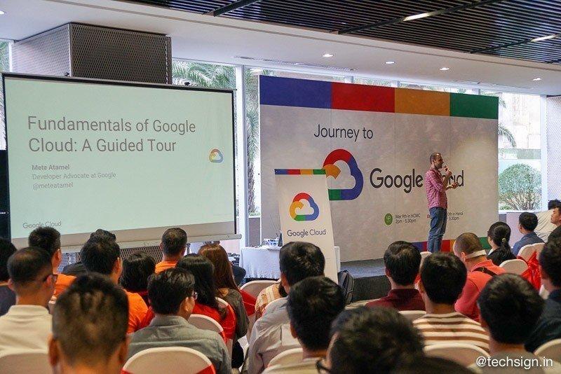 Google Cloud hỗ trợ đặc biệt cho start-up Việt tiến ra toàn cầu
