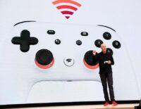 Google ra mắt nền tảng game đám mây Stadia
