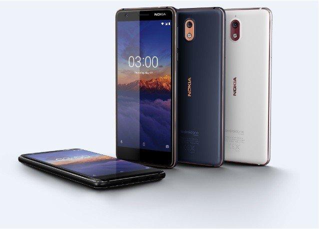 HMD Global chính thức nâng cấp Nokia 3.1 lên Android 9 Pie