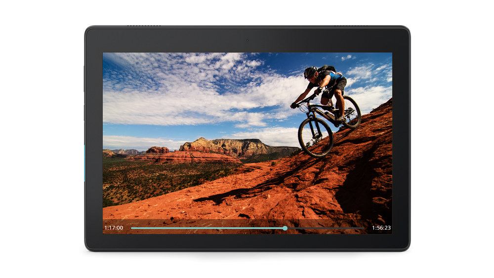 Lenovo Tab E10: Máy tính bảng cho giải trí và chia sẻ tại gia