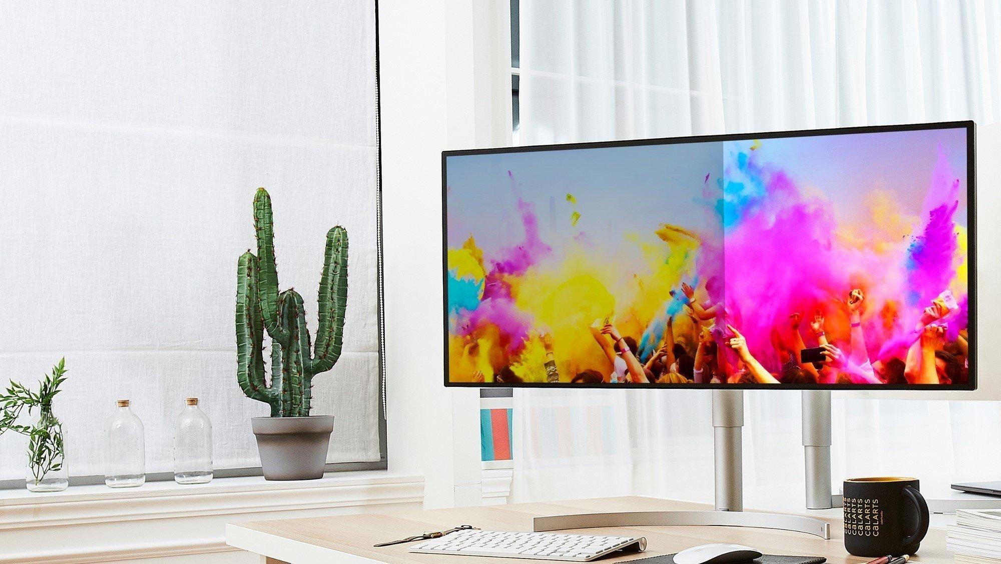 LG giới thiệu các dòng màn hình máy tính cao cấp năm 2019