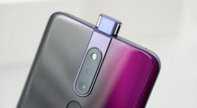 Mở hộp OPPO F11 Pro: camera selfie pop-up rất riêng