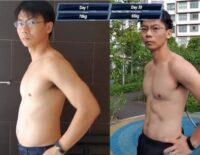 Người đàn ông Singapore đã khổ luyện theo phương pháp One Punch Man để có vóc dáng như Saitama