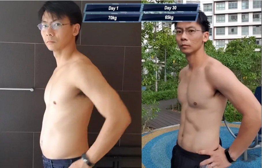 One Punch Man: người đàn ông Singapore đã khổ luyện theo phương pháp này để có vóc dáng như Saitama