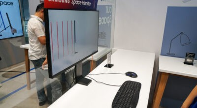 Samsung giới thiệu màn hình Space: hai kích thước, giá từ 15 triệu đồng