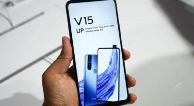 Vivo V15 ra mắt: camera selfie 'tàng hình'đến 32 chấm