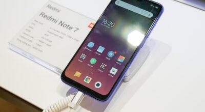 Xiaomi Redmi Note 7 ra mắt cùng 3 sản phẩm trong hệ sinh thái
