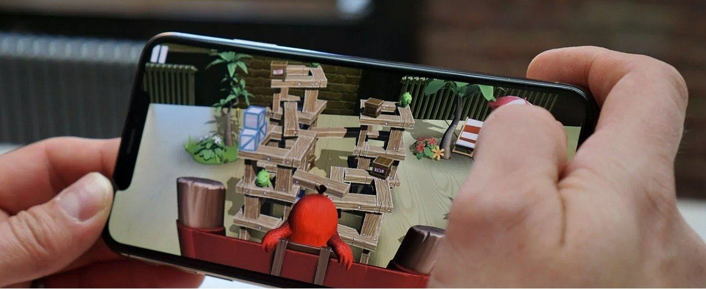 Rovio mang thực tế tăng cường vào game Angry Birds, độc quyền cho iOS