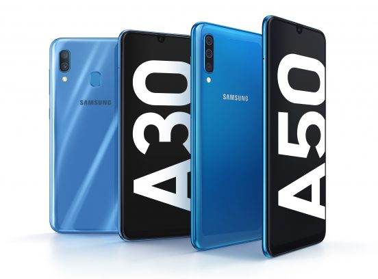 Samsung ra mắt bộ đôi Galaxy A50 và Galaxy A30 tại Việt Nam
