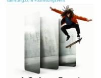 Samsung sẽ ra mắt gì ở sự kiện 10/4 tới?