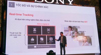 Sony A6400 ra mắt: lấy nét nhanh nhất thế giới, giá từ 23 triệu đồng