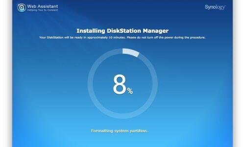 Thiết lập ổ NASSynology DiskStation DS218+ thành đám mây cá nhân