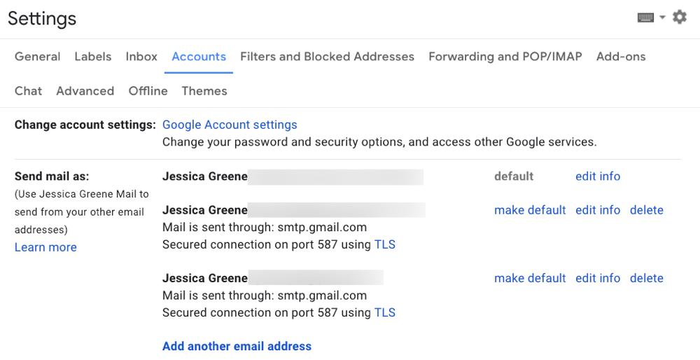 5 cách giúp bạn quản lý nhiều tài khoản Gmail hiệu quả