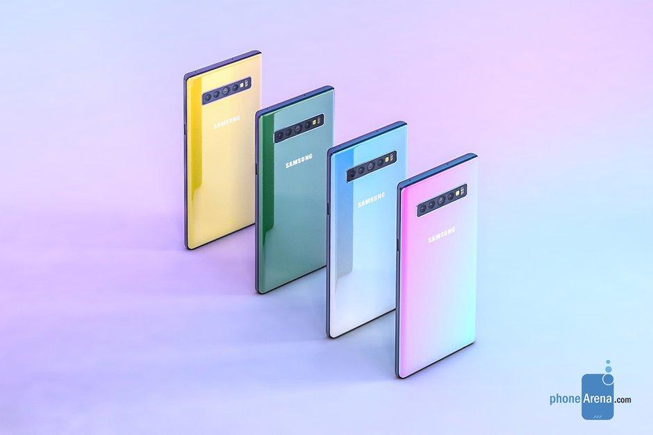 Galaxy Note 10 sẽ được phát hành thêm phiên bản nhỏ