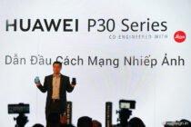 Huawei P30 và P30 Pro ra mắt tại Việt Nam, giá từ 17 triệu đồng
