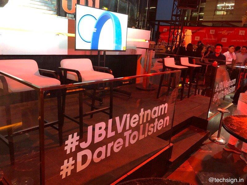 Thương hiệu JBL chính thức ra mắt tại Việt Nam