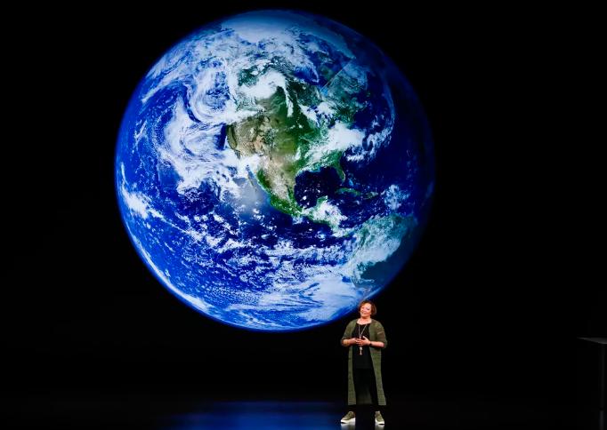 Nguồn cung của Apple cam kết sử dụng năng lượng sạch