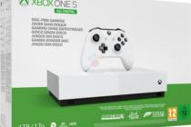 Microsoft sắp ra mắt Xbox One S All-Digital không ổ đĩa