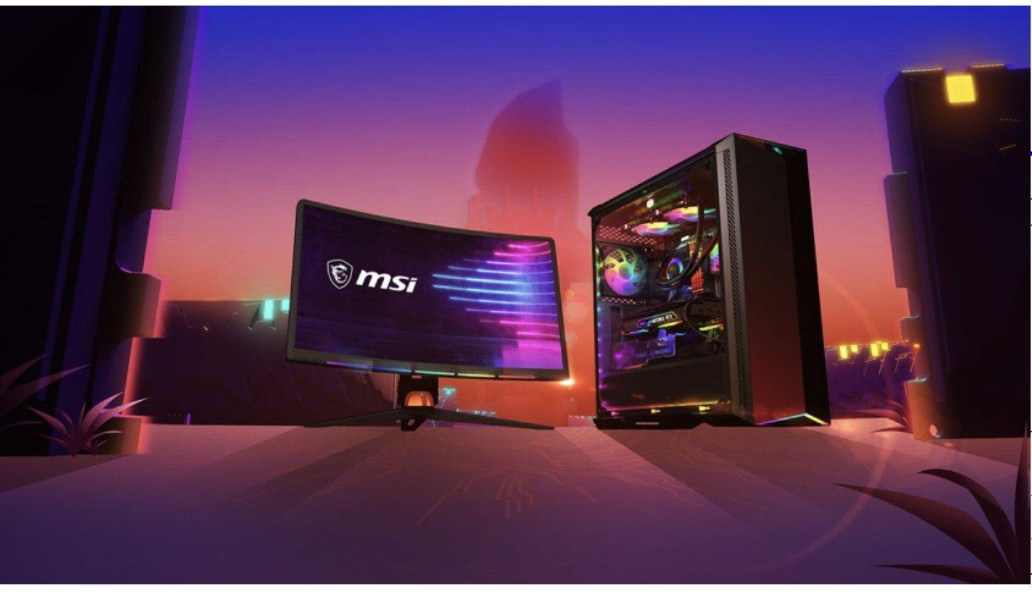 MSI ra mắt Microsite Mystic Light cùng bản cập nhật BIOS cho Intel