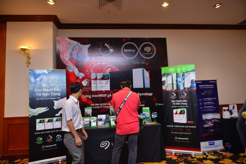 Mstar Corp tổ chức sự kiện Backup Solution for Business tại Hà Nội