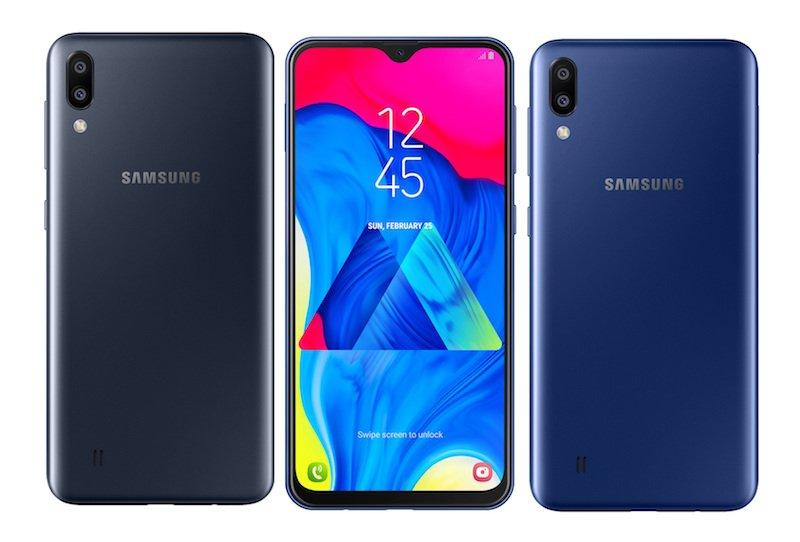 Samsung Galaxy M10 giá 3,5 triệu, bán qua Lazada