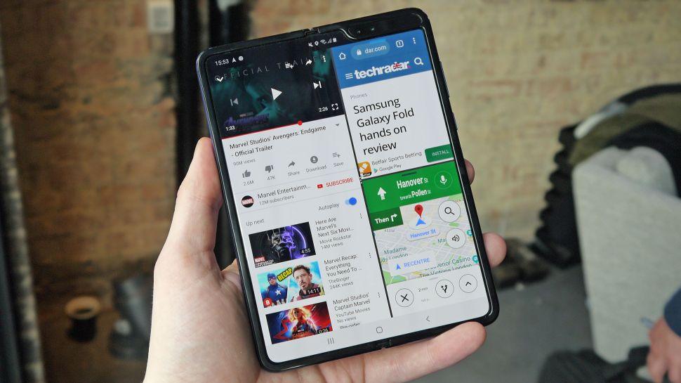 Samsung nói gì sau sự cố hỏng màn hình Galaxy Fold?