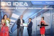 Schneider Electric hợp tác với Công ty Hải Nam
