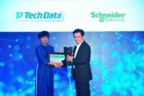 Tech Data mở rộng quan hệ đối tác với Schneider Electric IT tại Việt Nam