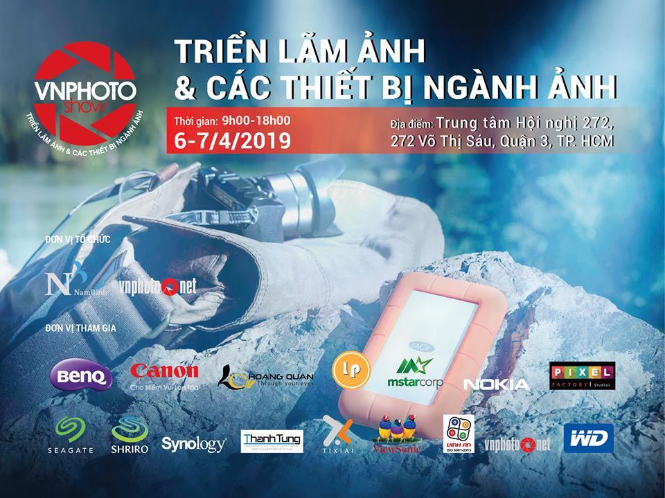 Triển lãm Vietnam Photo Show 2019 dành riêng cho giới nhiếp ảnh sắp diễn ra