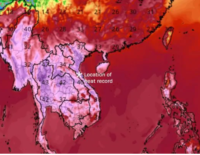 Việt Nam đang hứng chịu đợt nắng nóng lớn nhất trong lịch sử