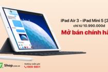 Nhiều sản phẩm Apple đồng loạt lên kệ FPT Shop