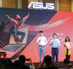 ASUS VivoBook 14/15 ra mắt, nhỏ gọn, 4 màu sắc