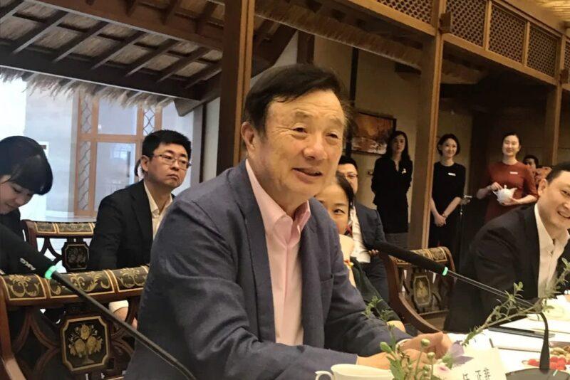 CEO Huawei tuyên bố không khuất phục trước sức ép của Mỹ