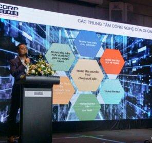 Dcorp R-Keeper Việt Nam mở rộng thành Technology Holding