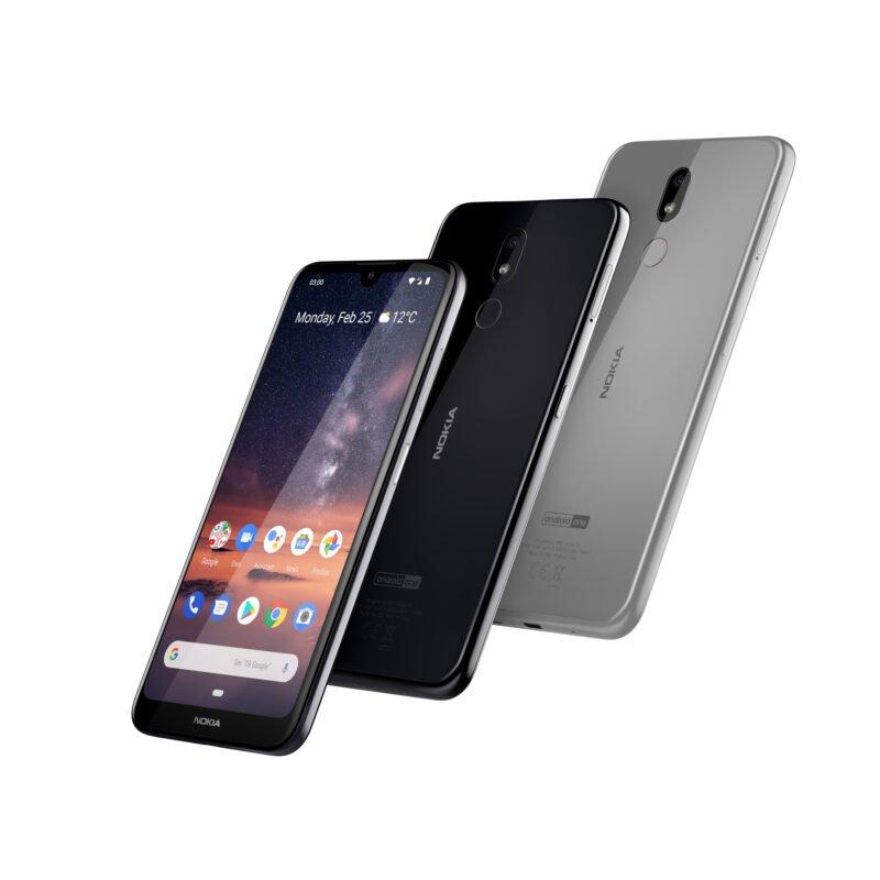 Nokia 3.2 giá rẻ, màn hình ấn tượng