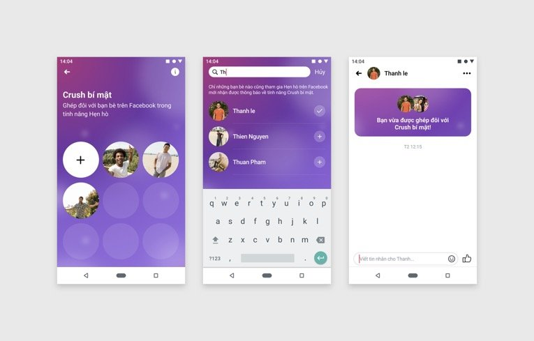Tính năng hẹn hò Facebook Dating ra mắt tại Việt Nam