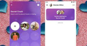 Facebook giới thiệu Secret Crush, mở rộng cơ hội hẹn hò