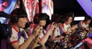 Hàn Quốc đang là thiên đường game di động