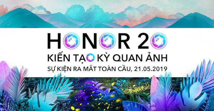 Honor 20 lộ diện trong video rò rỉ mới nhất