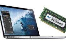 Kiểm tra dung lượng và các sự cố lỗi RAM trên MacBook và iMac