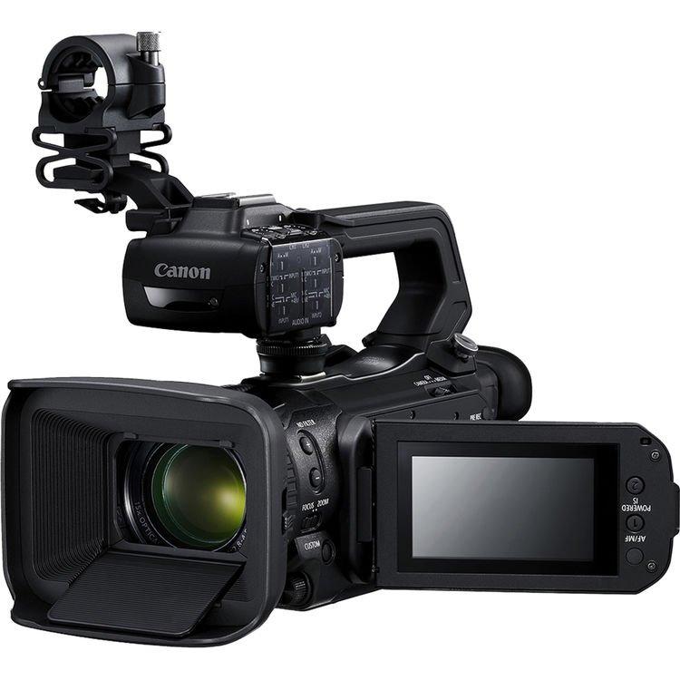 Canon ra mắt hai máy quay chuyên nghiệp chuẩn 4K, giá từ 45 triệu đồng