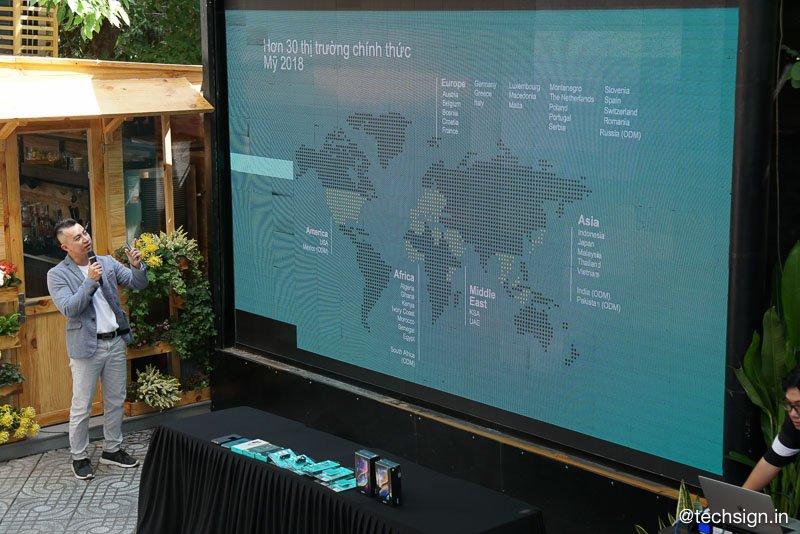 Wiko tổ chức offline giới thiệu Wiko View3 Series