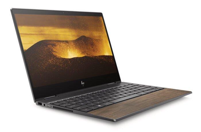 Ra mắt HP Envy phiên bản gỗ tự nhiên