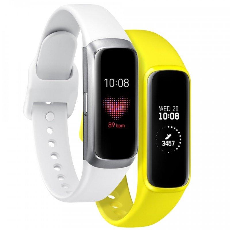 Samsung ra mắt bộ đôi vòng tay theo dõi sức khỏe Galaxy Fit/Fit e