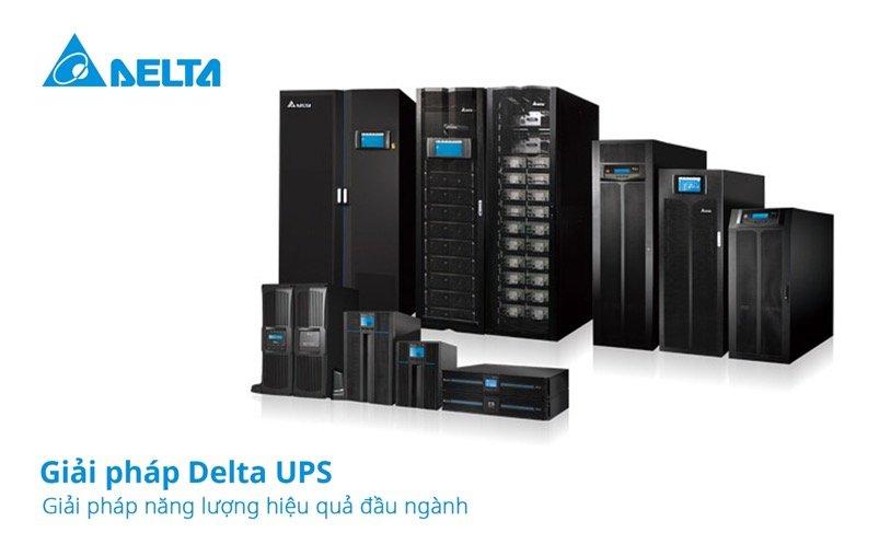 Bảo vệ thiết bị trọng yếu với UPS Amplon RT 1/2/3 kVA mới của Delta