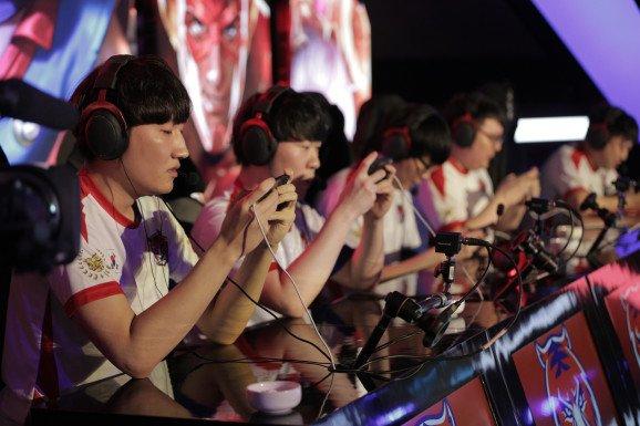 Văn hóa chơi game của người Hàn Quốc