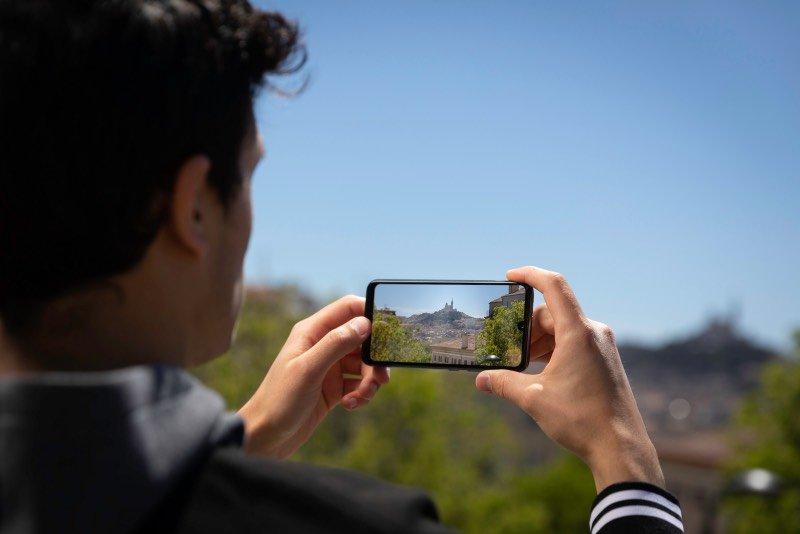 Wiko View3 Lite ra mắt: camera kép, tích hợp AI, giá 2,5 triệu